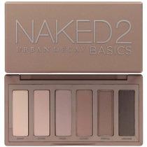 Urban Decay Naked Basics 2 Paleta Sombra Nude Bege No Brasil