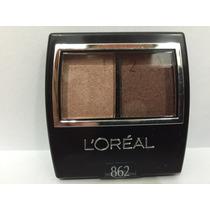 Sombra Loreal Dual Marrom #862 Bronze Star - Wear Infinite