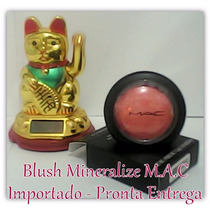 Blush Mineralize Mac Importado - Pronta Entrega