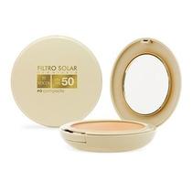 Adcos Pó Compacto Filtro Solar Tonalizante Fps 50 - Campinas