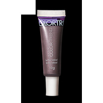 Batom Brilho Gloss Labial Color Trend Roxo Intenso Avon