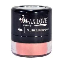 Blush Iluminador Max Love Nº1 Rosa