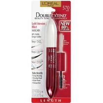 Rimel Loreal Double Extend Beauty Tubes Mascara