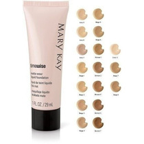 Base Liquida Timewise Matte Mary Kay Todas As Cores