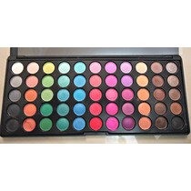 Palete Miss Rôse 55 Color Matte Eyeshadow Miss Rôse