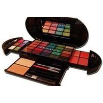Kit Maquiagem Com Sombra 3d Luisance Ma652 - Pronta Entrega