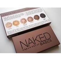 A Paleta De Sombra Naked Basics - Pronta Entrega. No Brasil!