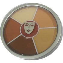 Kryolan Corretivo Concealer Circle 6 Cores D Pronta Entrega