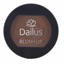 Blush Up Dailus Terra 16 - Contorno Use Como Sombra Marrom