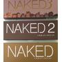 Maquiagem Naked Modelo 1,2,3 ... Pronta Entrega Brasil !!!