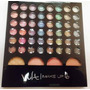 Kit Estojo Paleta Studio 1 Vult Make Up - Maquiagem 48 Cores