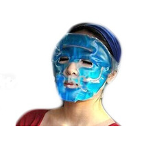 Máscara De Gel Para Os Olhos E Face Anti - Olheiras