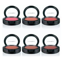Blush Mac + Brinde -powder Blush Diversas Cores