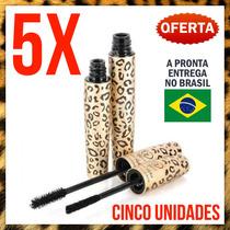 5x Máscara Para Cílios Love Alpha - Rímel - A Pronta Entrega
