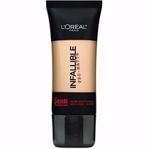 Base Loreal Infallible 30ml Pro Matte N 105 Natural Beije