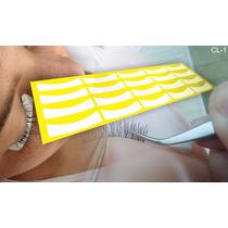 100 Pares Adesivo Protetor Alongamento Cílios - Stickhome