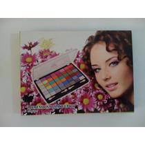 Paleta Estojo Maquiagem Sombra 3 D Taliya 48 Tons Importado