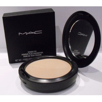 10 Unid Pó Base Mac Studio Fix Powder Plus - Pronta Entrega