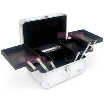 Organizador Maleta Porta Maquiagem Profissional Rubys 3d Mac