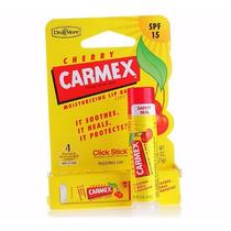 Batom Original Carmex Cereja Protetor Labial Importado