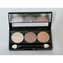 Kit De Sombras Nyx Trio Eyeshadow Ts02a Honey Comb
