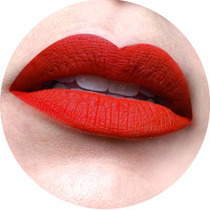 Batom Líquido Fosco Archy- Cor Vermelho Atraente