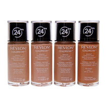 Base Revlon Colorstay 24 Hrs Para Pele Normal E Seca