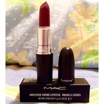 Batom Mac Matte Original Diva Maquiagem Cosmeticos Lips
