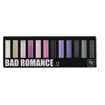 Ruby By Kiss Ny Paleta De Sombra Bad Romance 12 Cores