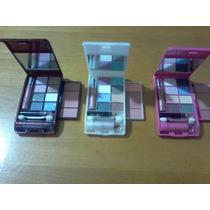 Mini Estojo De Maquiagem Ruby Rose Hb 712a