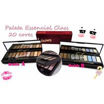 Paleta Essencial Class Luisance - 20 Sombras