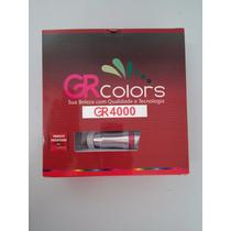 Dermografo Gr 4000 Para Micropigmentação Gr Colors