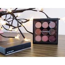 Paleta Sombra Mac Eye Shadow 9 Cores -100% Original
