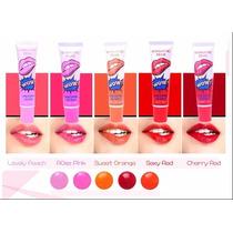 Batom Lip Gloss Adesivo Tatuagem - Pronta Entrega 1 Unidade