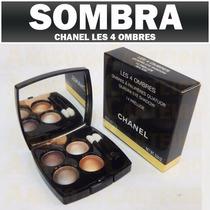 Sombra Chanel Les 4 Ombres Prélude Quarteto Eye Shadow 1,2g