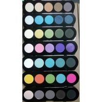 Paleta De Sombra Makeup Atelier Paris(kit 3 Paletas)