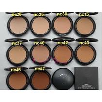 Pó Mac Compacto Linha Studio Fix Powder Plus