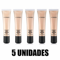 Kit 5 Base Mac Studio Sculpt Atacado Foundation Spf 15 40ml