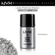 Nyx Pigmento Ultra Pearl / Queima De Estoque
