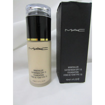 Base Liquida Mac Mineralize Satinfinish Spf 15 Foundation