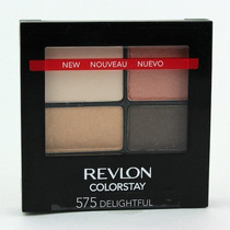 Revlon Colorstay 16 Hour Eyes Hadow - Cores: 575 Delightful