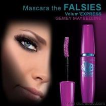 Maybelline The Falsies Máscara Para Cílios