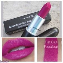 Batom Mac Flat Out Fabulous Pronta Entrega!