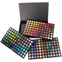 Paleta De Sombras 252 Cores Ultimate Eye Shadow + Lápis Mac