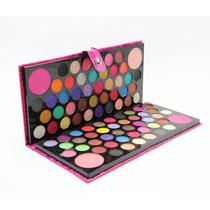 Kit De Maquiagem 88 Cores Sombras E Blush - Pronta Entrega