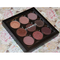 Paleta Sombras Mac Eye Shadow X9 Burgundy Times Nine Origina