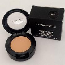 Corretivo Mac Nc25 Maquiagem Studio Finish Spf 35