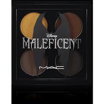 Mac Maleficent Paleta De Sombras 4 Cores Lindas Original!!!