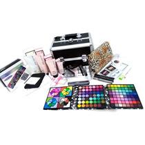 Maleta Mary Kay Maquiagem Completa Profissional C/ 239 Itens