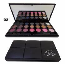 Paleta Sombra Playboy 21 Cores Maquiagem